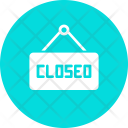 Closed Close Hanger Icon