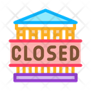 Closed Amusement Park Icon