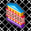 Closed Amusement Park Icon