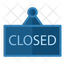 Closed Sign Seller Closed Seller Icon