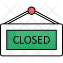Closed Board Icon
