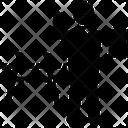 Closed Gateway Icon