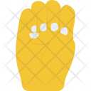 Closed Hand Icon