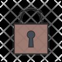 Closed Padlock Icon