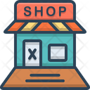 Closed Shop Icon