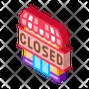 Closed Shop Bankruptcy Icon