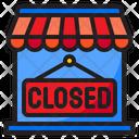 Closed Shop Closed Shop Icon