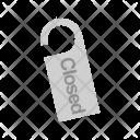 Closed Tag Door Icon