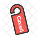 Closed Tag Door Icon