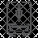 Closet Cupboard Drawers Icon