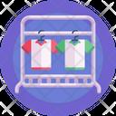 Hanging Cloths Hanging Shirts Shirts Icon