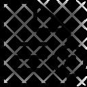 Closs list Icon