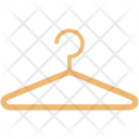 Cloth Hanger Clothing Icon