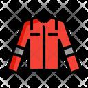 Cloth Labor Coat Icon