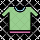 Cloth Shirt Trravel Icon