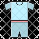 Cloth Trouser Shirt Icon