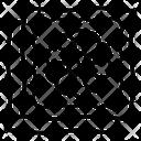 Cloth Piece Sewing Icon