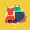 Cloth Bag Shoes Icon