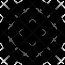 Cloth Fashion Fasten Icon
