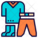 Cloth Outfit Vikings Icon