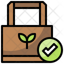 Cloth Bag Icon