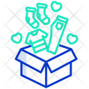 Cloth Donation Icon