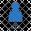 Cloth Wardrobe Stand Icon