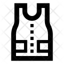 Cloth Fashion One Icon