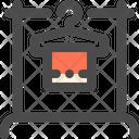 Cloth hanger Icon