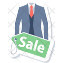 Cloth Sale Icon