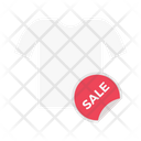 Sale Cloth Shopping Icon