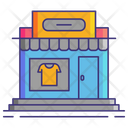 Clothing Shop Icon