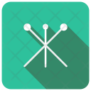 Cloth Stand Icon