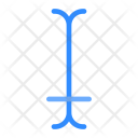 Cloth Stand Hanger Icon