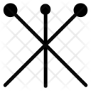 Cloth Stand Shirt Stand Icon