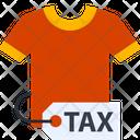 Cloth Tax Icon
