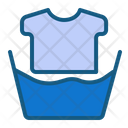 Washing Home Appliance Icon