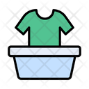 Cloth Washing Laundry Icon