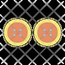 Ibutton Button Clothe Button Icon