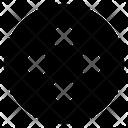 Clothe Button Icon