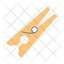 Clip Cloth Laundry Icon
