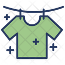 Clothe Drying Icon