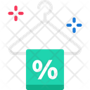 Clothe Sale Icon
