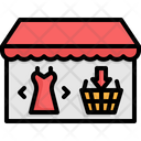 Clothe Shopping Add To Cart Shopping Icon