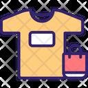 Clothe Shopping Icon
