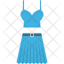 Clothes Party Dress Icon