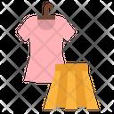Clothes Fashion Shirt Icon