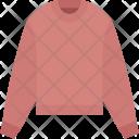 Clothes Garments Jumper Icon