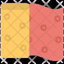 Piece Cloth Pressing Icon