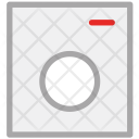 Clothes Laundry Machine Icon